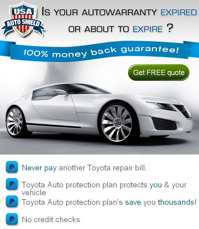 Toyota Auto Vehicle Car Repair Service