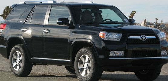 Toyota 4Runner Models