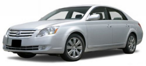Toyota Avalon Models