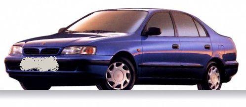 Toyota Carina Models