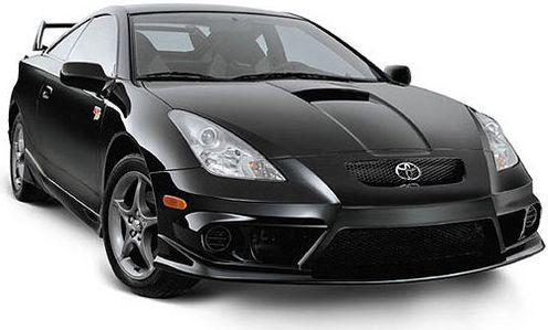 Toyota Celica Models