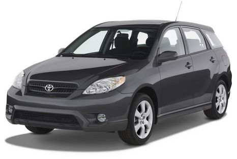 Toyota Matrix Models