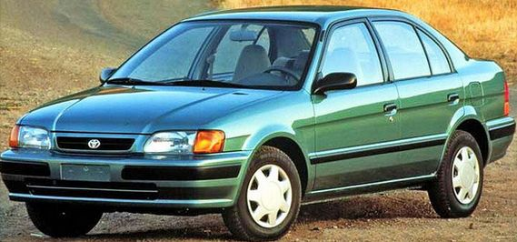 1995 toyota tercel repair manual