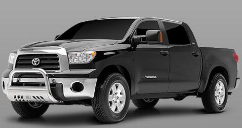Toyota Tundra Models