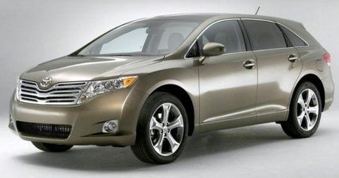Toyota Venza Models