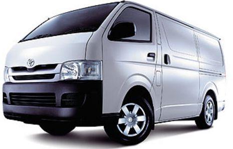 Toyota HiAce Models