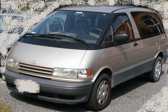 Toyota Previa Models