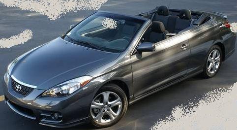 Toyota Solara Models