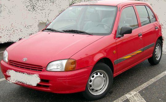 Toyota Starlet Models
